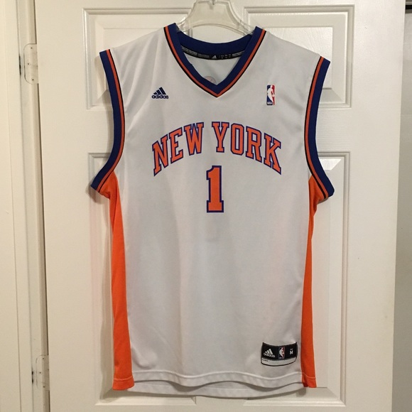 7d5df551dbe adidas Other | Amare Stoudemire New York Knicks Jersey Sz M White ...